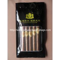 China Chinese cigar logo brand / Cigar Bag Humidor With Humidified System wholesale