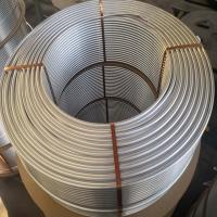 Quality High Precision 1000 series Aluminum Coil Tubing Round Shape 1050 1060 1070 for sale