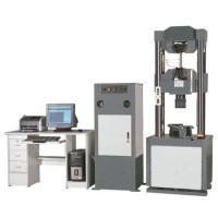 China Computer Control Electro-Hydraulic Servo Universal Testing Machine Capacity 200KN for tension, compression, bending and wholesale