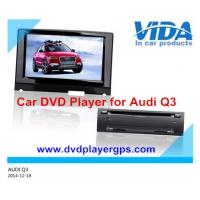 """China Car DVD Special for AUDI Q3 (2013-2014)7"""" HD Touch screen DVD player/Radio GPS/Bluetooth wholesale"""