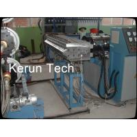 China Decorative Plastic Board Production Line / PVC Foam Board Making Machine Twin Screw wholesale