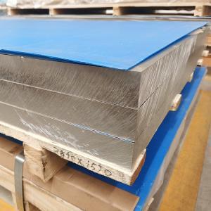 China 5083 H116 H321 Boat Ship Building Aluminium Alloy Sheet Marine Grade Aluminum Plate wholesale