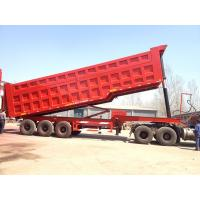 China Tandem Tipping Military Industrial Dump Truck For Heavy Duty Transportation wholesale