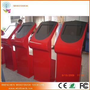 China automatic qms queue ticket dispenser machine 17,19,22 on sale