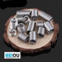 Buy cheap wire thread insert with 304 stainless steel material from wholesalers