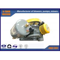 China HC-40S Rotary Air Blower , DN32 wastewater aeration blower 0.75KW wholesale