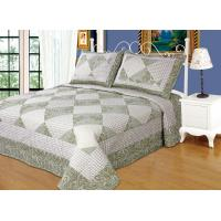 Buy cheap Irregular Cloud Stitching Bedroom Bedding Sets , 1 - 3cm Thickness Vintage from wholesalers