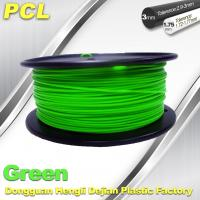 China PCL low temperature filament, 0.5kg/ roll ,1.75 /3.0mm, DEJIAN factory wholesale