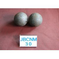 Quality 30mm Dia Hot Rolled Grinding Media Steel Balls for Mineral Processing and Cement for sale