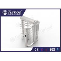 China Durable Prison Full Height Turnstile Access Control System With Multi Mode wholesale