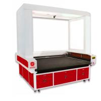 China Camera Positioning Laser Cutting Printing Machine 60-120m2/H For Vamp Linedraw wholesale
