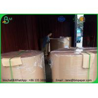 China C1S SBS Board Paper For Name Card , 100% Virgin Pulp Ivory Board Big Paper Rolls wholesale