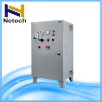 China 10g - 50g/h Water Cooling Water Ozone Generator Feed Outside Oxygen Source wholesale