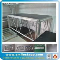 Buy cheap Height Adjustable Plywood Platform Stage product