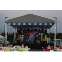 China Customer's true project lighting truss in USA 10x10x6M on sale