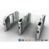 China 316 SS RFID Recognition Durable Access Control Barriers Quick Pass With 3 Arm wholesale