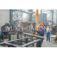 Quality High Power Horizontal Continuous Casting Machine For Bronze Pipes Custom Made for sale