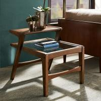 Buy cheap Family Room Solid Wood End Tables, Ash Veneer Lift Top Cocktail Table from wholesalers