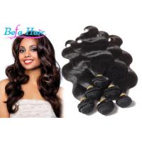 """China 8"""" 10"""" 12"""" Virgin Peruvian Hair Extensions Body Wave For Black Women wholesale"""