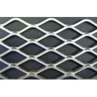China Decorative Aluminum Expanded Wire Metal Sheet Anti Corrosive Easy Operation wholesale