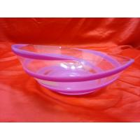 China Clear Acrylic Salad Bowl  wholesale