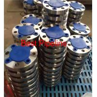 China ASME B16.47 Large Diameter Forged Weld Neck Flange  Blind Class 300 Series A 2ASTM A 105 wholesale