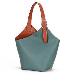 China Calfskin Ecofriendly 20X24X17CM Ladies Backpack Purse wholesale