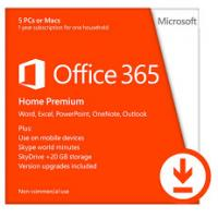 Quality 32 Bit Microsoft Office 365 Product Key One License For 5 PC / Mac for sale