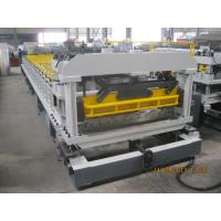 China Automatic 1200mm width Metrocopo Tile Roll Forming Machine with CE certificate 380V wholesale