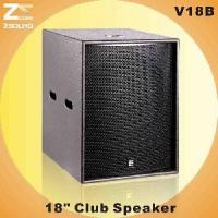 China V18B Power Subwoofer Speaker wholesale