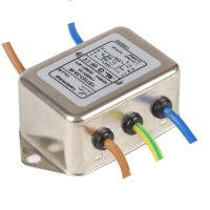 China 2000VAC 2250VDC EMI Filter AC Line Noise Filter Surface Mount wholesale