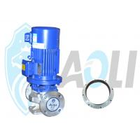 China Three Phase Vertical Single Stage Centrifugal Pump Electric Compact Structure on sale