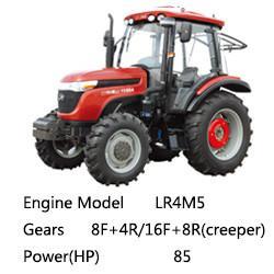 China Taishan Wheel Tractor Mountain-Tai Ts850/Ts854 EURO 2, 4*4 4*2, 85HP wholesale