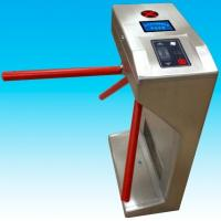 China Auto Reset Tripod Security Turnstile Gate With LED Display wholesale