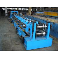 China C Purlin Roll Forming Equipment  / Cold Roll Forming Machine with Gearbox Drive for Steel C Purlin wholesale