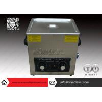 China Silver Mechanical Ultrasonic Cleaners Ultrasonic Cleaning Tanks wholesale