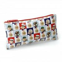 China Frosted pvc pencil case wholesale