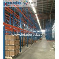 China Industrial Selective Pallet Racking System, Double depth, warehouse racks and shelves wholesale