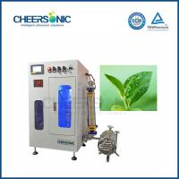 China 20KHZ Tea Polyphenols Extraction With Ultrasonic Assisted Extraction wholesale