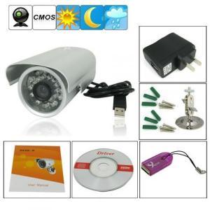 "Quality Waterproof 1/4"" CMOS CCTV Surveillance TF DVR Camera Home Security Digital Video for sale"