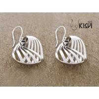 China sterling silver jewelry drop earring W-AS1109 wholesale