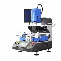 China chip leved repair machine wds650 Quick led rework station with Delta flow fan laser and optical alignment system wholesale