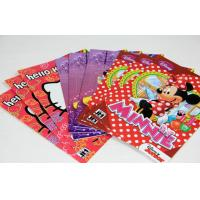 China Eco - Friendliy Saddle Stitch Printing Children Hardcover Book With Offset Paper on sale