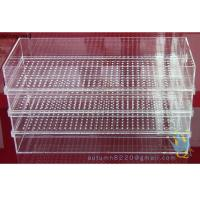 Quality Crystal mini acrylic fish tank for sale