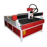 China Economic 1218 Acrylic Wood MDF Engraving Cutting Machine with 1200*1800mm Working Area wholesale
