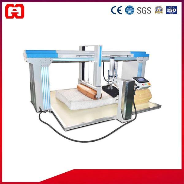 Quality PLC High Servo System Mattress Compression Testing Equipment for sale