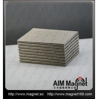 China Strong sintered water ndfeb magnet wholesale