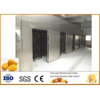 China 4T/D Dried Mango Processing Line , Mango Juice Processing Plant on sale