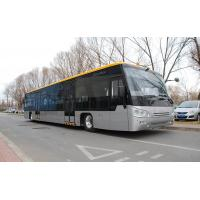 China 200 Liter 110 Passenger Aero Bus 14 Seater Bus For Airport AHM910 / AHM913 wholesale
