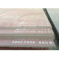 Quality Low alloy high strength Hot Rolled Plate Steel Q345 A/B/C S355JR S420N/NL S420M/ML for sale